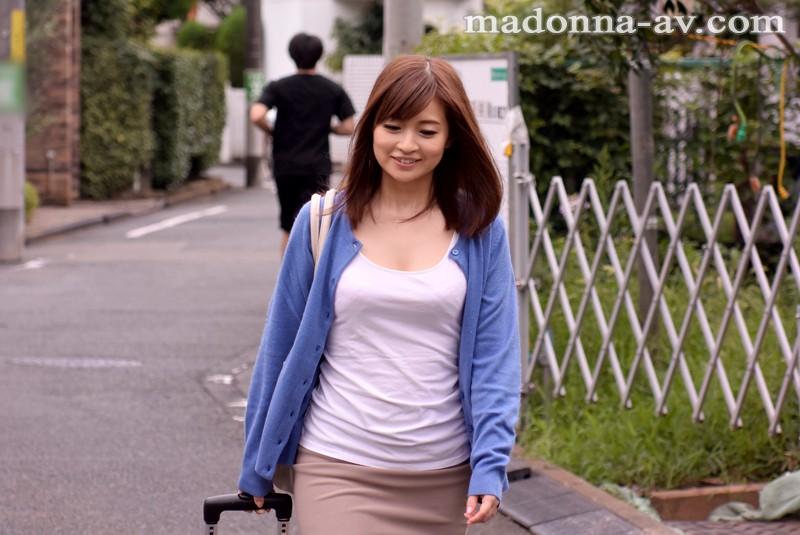 新山沙弥 憧れていた母の友人 JUX-765-1