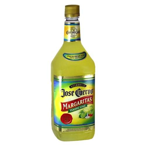 Medium Of Jose Cuervo Margarita