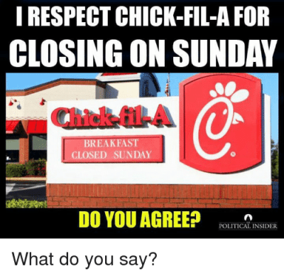 Funny Chick-Fil-A Memes of 2016 on SIZZLE | Bae