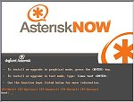 Asterisk now install