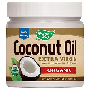 Nature S Way Liquid Coconut Oil For Hair