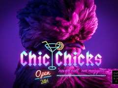 Chic Chicks ©Dan Bannino - Instagram,