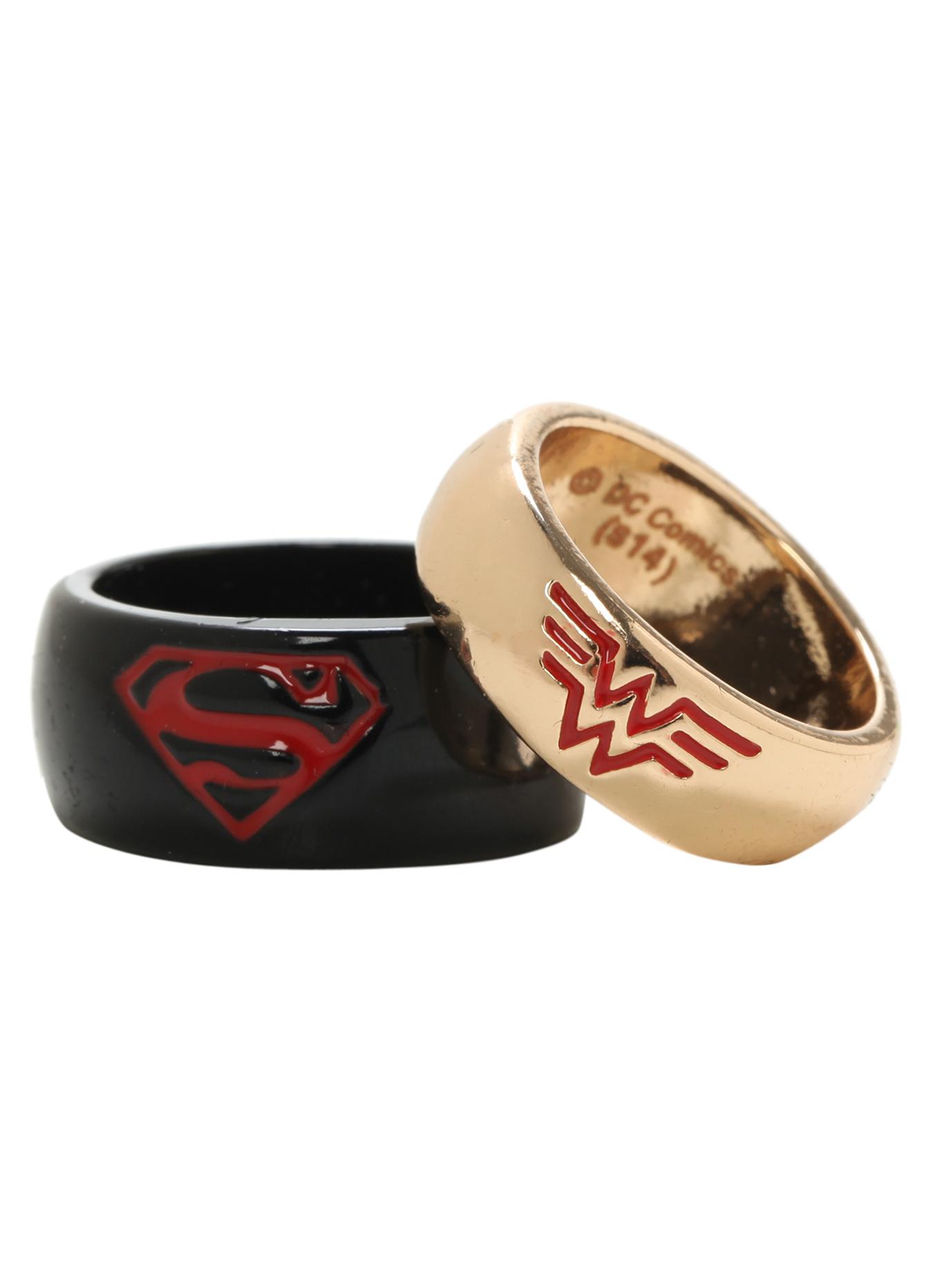 wonder woman ring YpuijzeSu 7CBHSSP yups wonder woman wedding ring Wonder Woman Ring Need It Pinterest Superman
