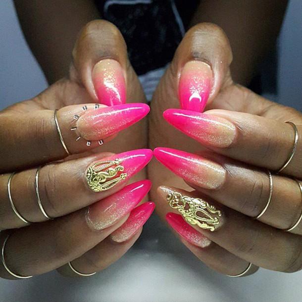 Gold Nail Jewelry Designs | Dream Wedding IdeaS Around The World