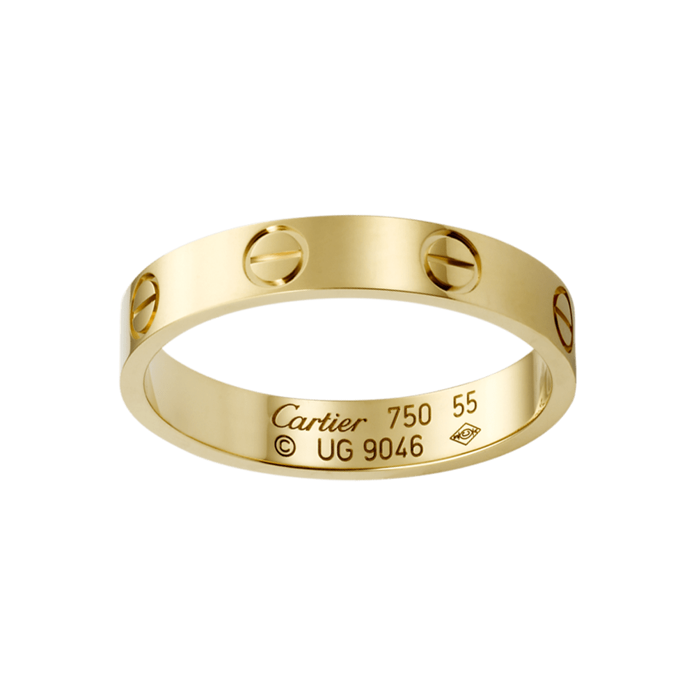 cartier wedding band mens LOVE wedding band Yellow gold Fine Wedding Rings for men and for women Cartier