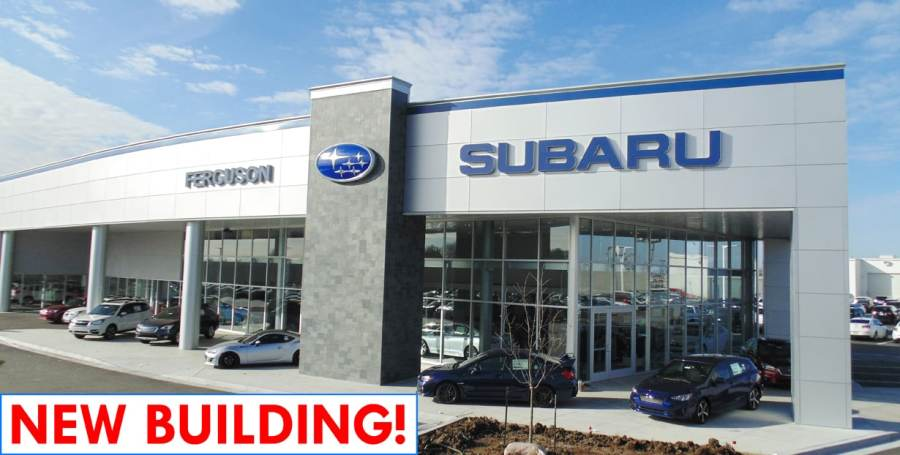About Ferguson Subaru   Subaru Dealership in Broken Arrow  OK Your Source for New Subaru Models  Used Cars  Service  and Genuine Subaru  Parts