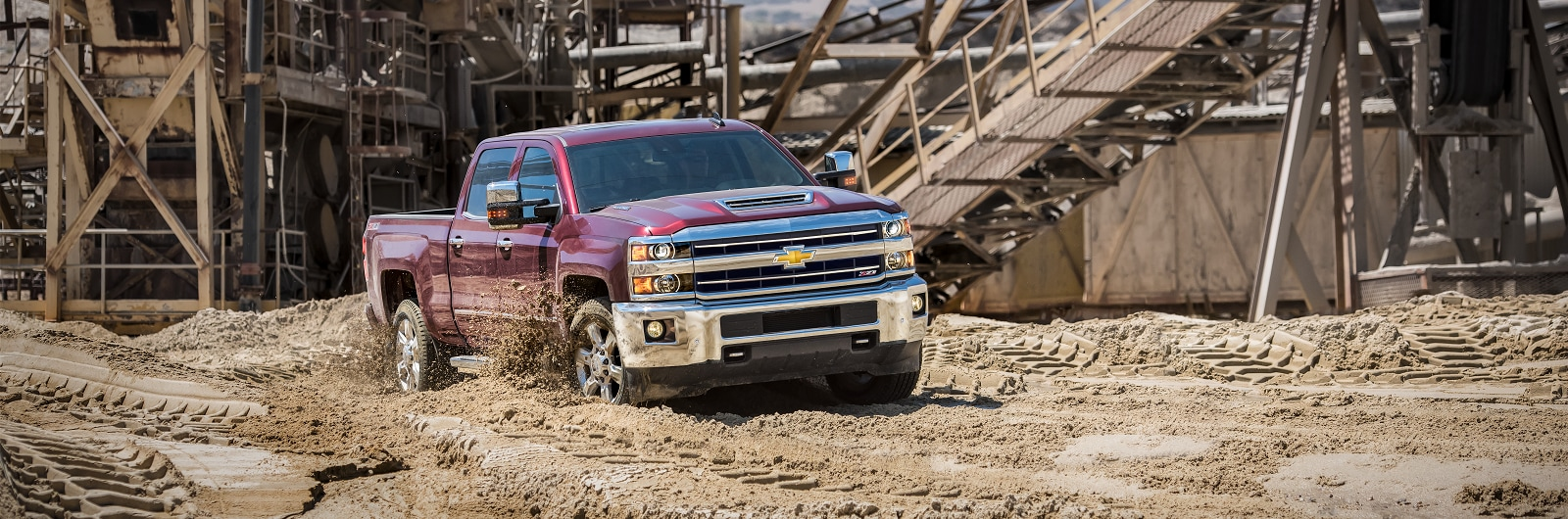 2018 Chevrolet Silverado 2500 HD for Sale in Vienna   Koons Tysons     2018 Chevrolet Silverado 2500 HD