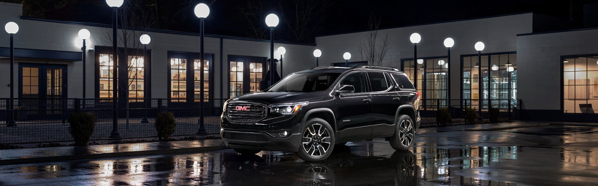 Koons Tysons Chevy Buick GMC   New GMC  Buick  Chevrolet dealership     2019 GMC Acadia