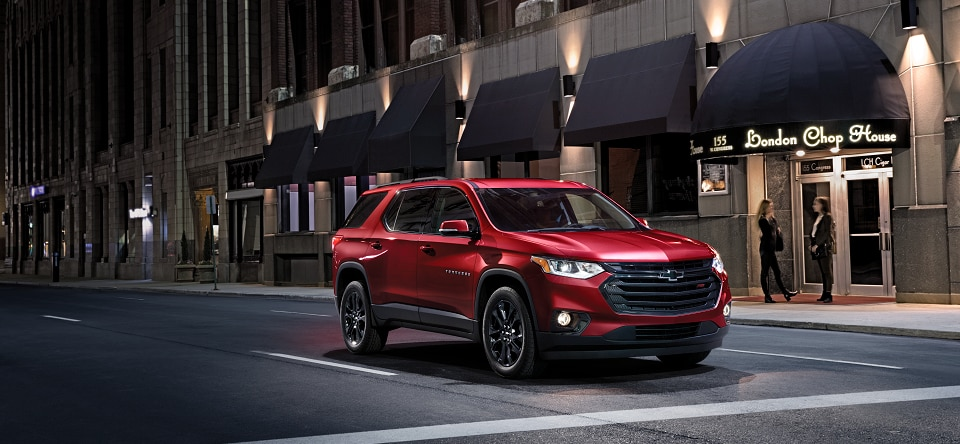 2019 Chevy Traverse for Sale in Vienna   Koons Tysons Chevy Buick GMC 2019 Chevrolet Traverse