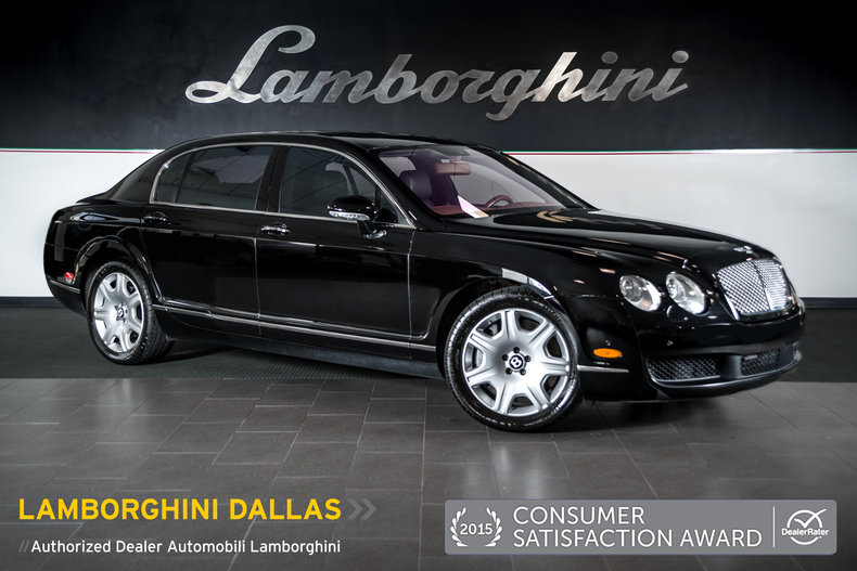Preowned 2006 Bentley Continental Flying Spur Dallas Tx Guawa