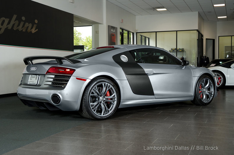 Preowned 2015 Audi R8 52 Coupe Competition Dallas Tx Gsiders
