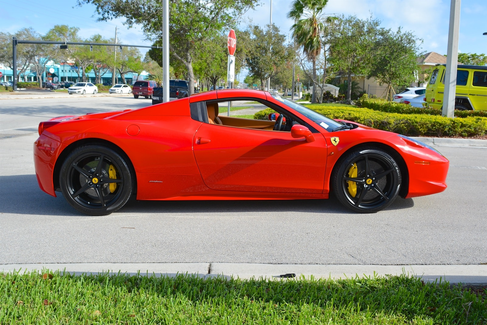 I 2015 FERRARI 458 SPIDER Convertible For Sale In Fort Lauderdale FL At  Maserati Of
