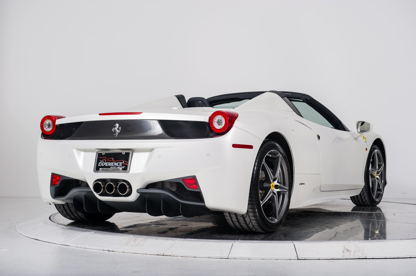 2013 FERRARI 458 SPIDER Convertible For Sale In Plainview NY At Maserati Of Long  Island