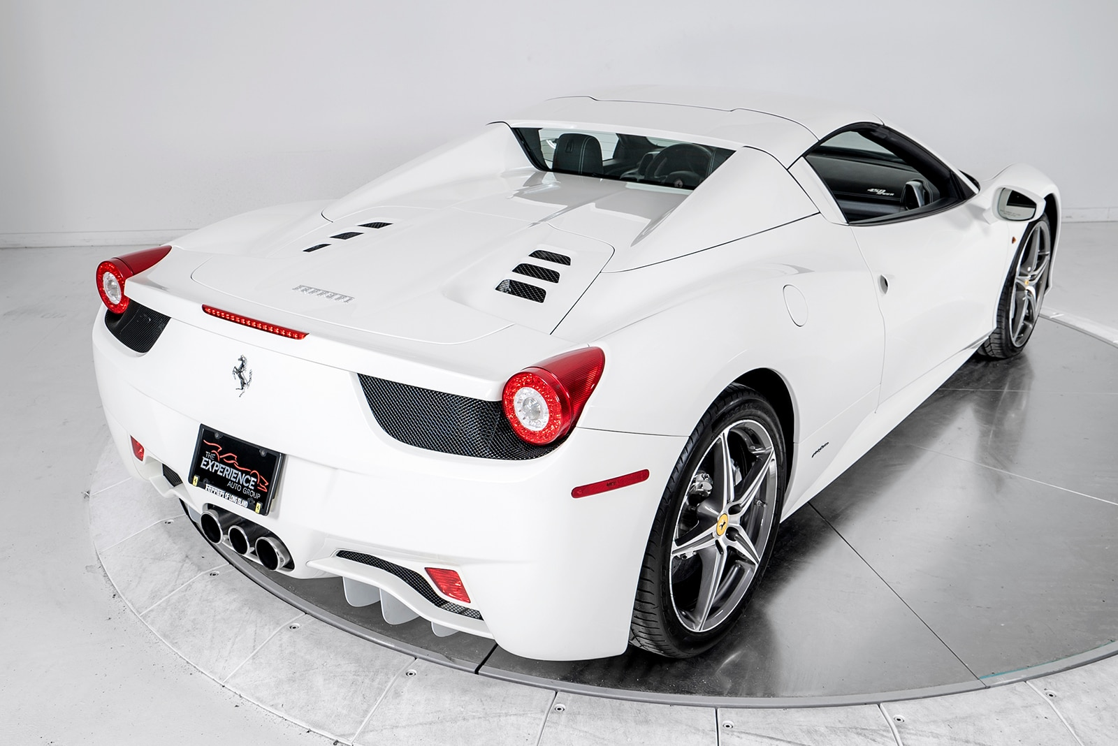 R 2014 FERRARI 458 SPIDER Convertible For Sale In Plainview NY At Maserati  Of Long Island