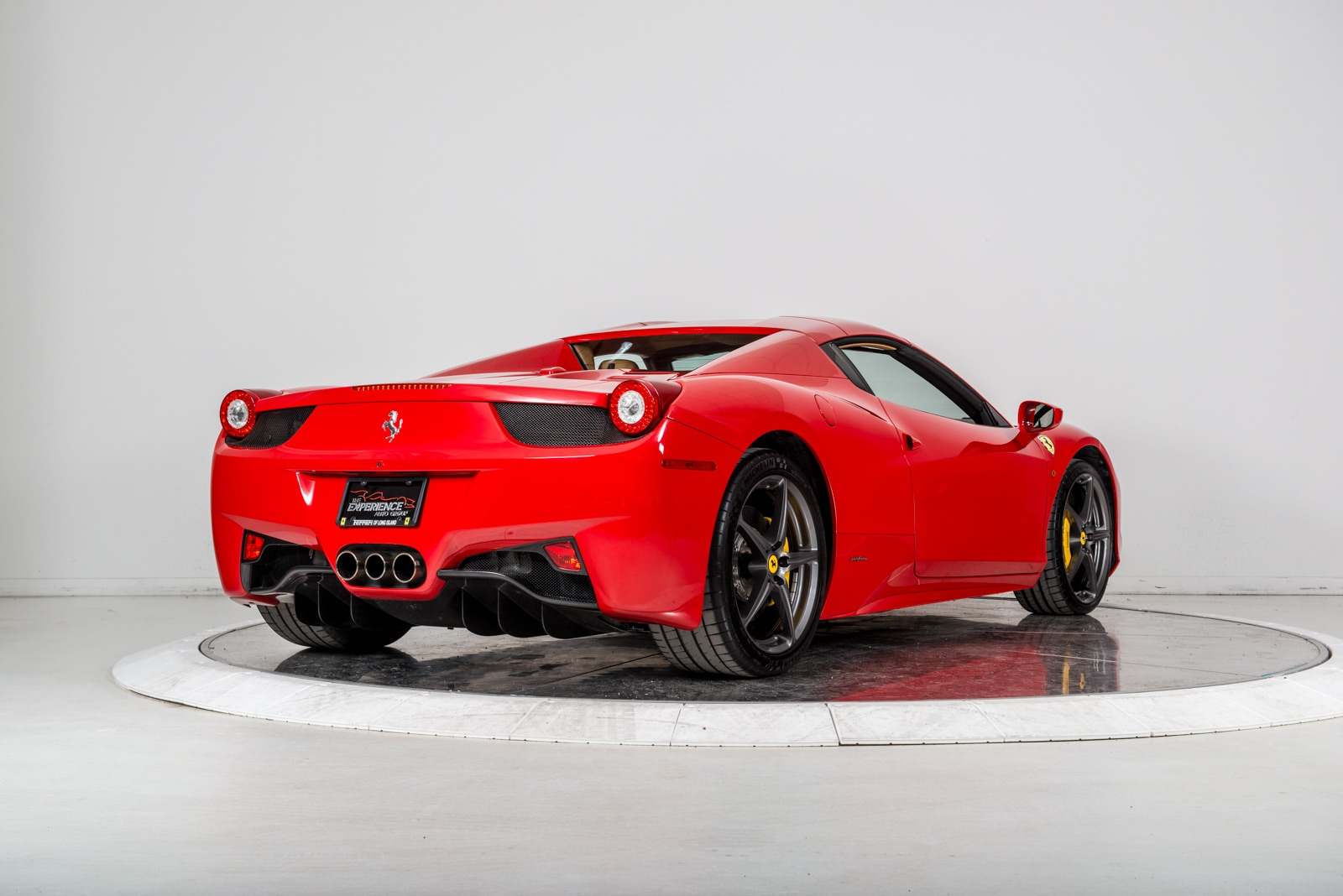 2014 FERRARI 458 SPIDER Convertible For Sale In Plainview NY At Maserati Of Long  Island