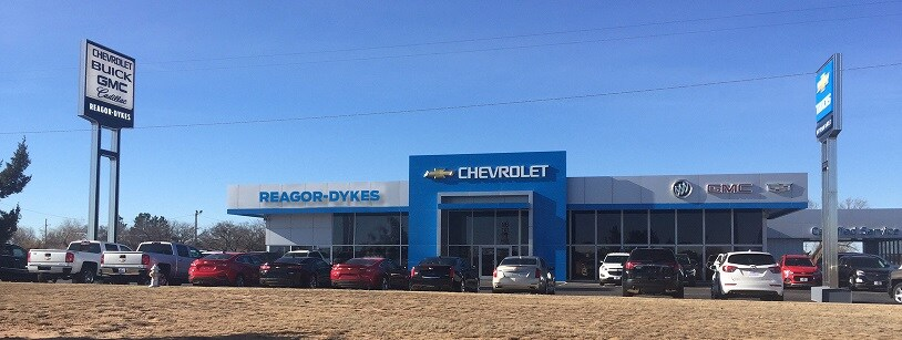 Chevy  Buick  GMC Dealer Near Abilene   Reagor Dykes Snyder Serving     Trust the Team at Reagor Dykes Snyder for Your Next New Chevrolet  GMC  or  Buick Vehicle in Abilene  TX