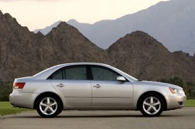 2007 Hyundai Sonata Review - Top Speed