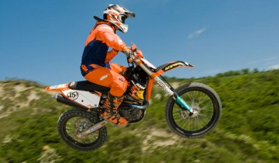 2009 KTM 105 SX | motorcycle review @ Top Speed