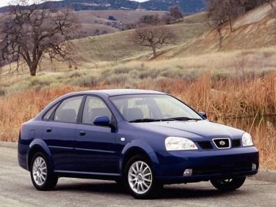 2006 Suzuki Forenza Review - Top Speed