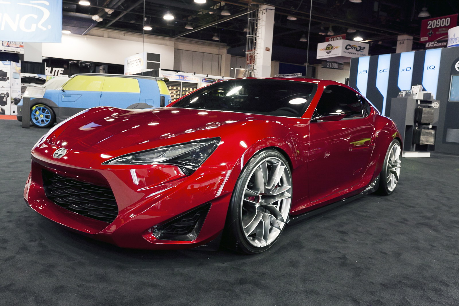 2011 Scion FRS Concept Top Speed - Gsiders.co