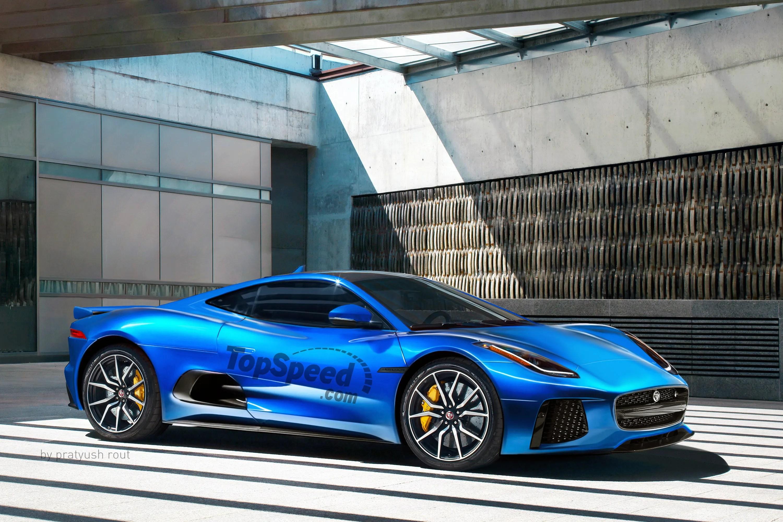 2020 Jaguar J-Type Review - Top Speed. »