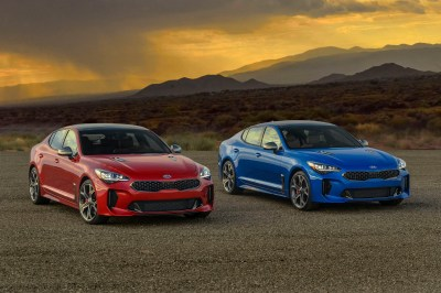 Wallpaper Of The Day: 2018 Kia Stinger Pictures, Photos, Wallpapers.   Top Speed