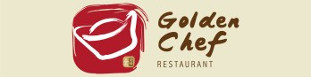 logo golden chef 10 x 2.5cm 1024x256 DESIGN LOGO RESTAURANT