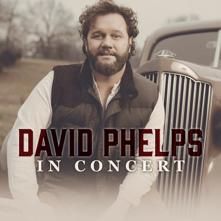 David Phelps In Concert