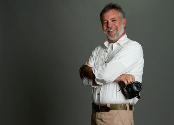 Gerard Burkhart, Photography Instructor