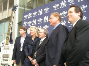 Yankees Senior Management