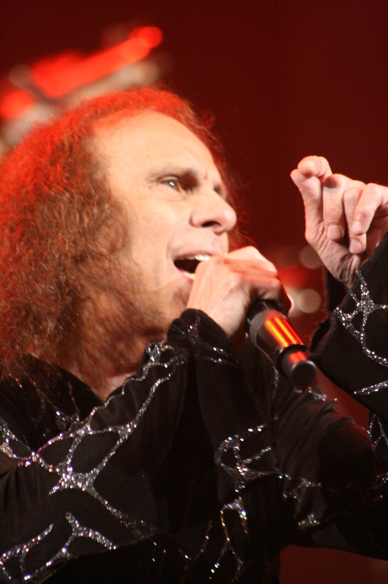 ronnie james dio, dio, ronald padovana,
