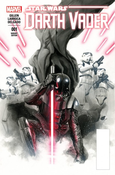 Comic - Darth Vader 1 - 2015