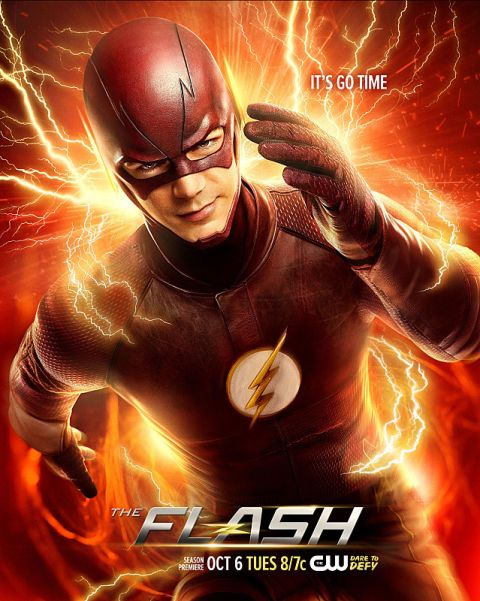 Poster - The Flash - S2 - 2015