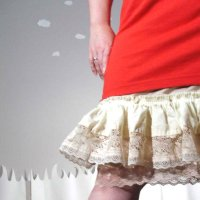 New Designs: Revamped Vintage Petticoat