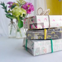 Greening Martha: Eco-Chic Mother's Day Gift Wrap