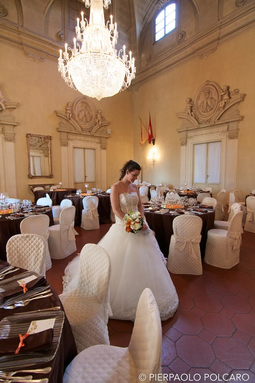 Ilaria & Daniele - Wedding in Tuscany - Villa Viviani, Florence