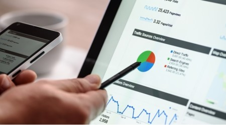 Webmarketing analytics
