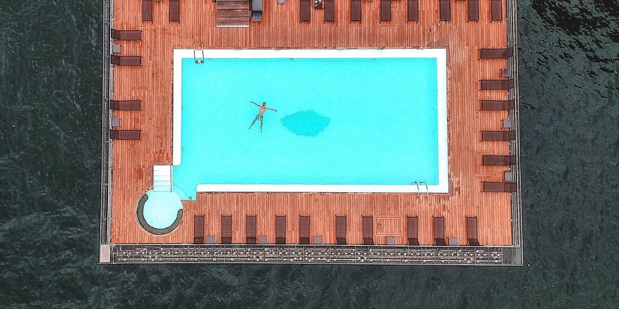 Pool Lake Como Mandarin Oriental