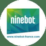Ninebot logo rond 240
