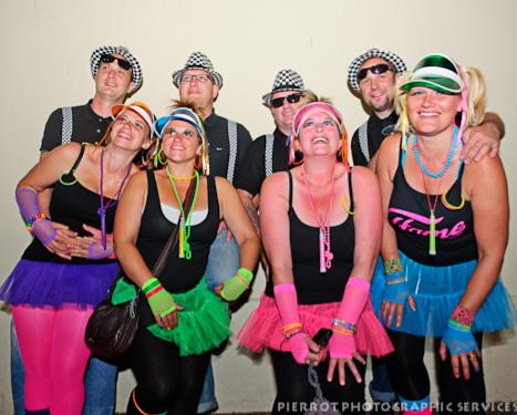 Cromer carnival fancy dress fun group