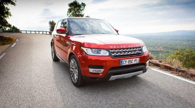 Photo vidéo auto moto, lancement presse Land Rover, Provence