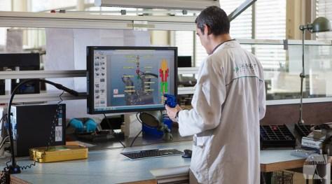Reportage photo pour l'entreprise, site de production, R&D,