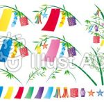 七夕の短冊に込められた意味は五色です!!手作りして飾りお願いしましょう!!