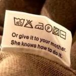 洗濯の取り扱い絵表示マークISOが新しく変わる!?洗濯やアイロン・乾燥の記号を確認!