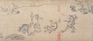 高山寺鳥獣