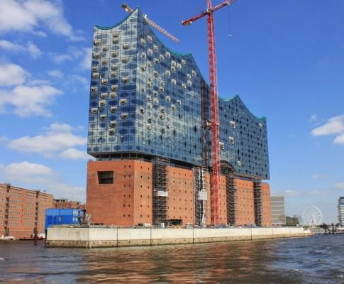 Hamburg – Auf ein Alsterwasser im Nordlicht!