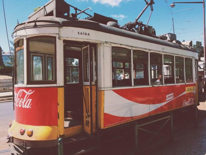 Linie 28E Lissabon