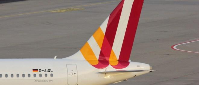 Germanwings A320 Luftfahrzeugkennzeichen