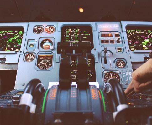 Jumpseat – Ein Flug nach Nizza im Cockpit!