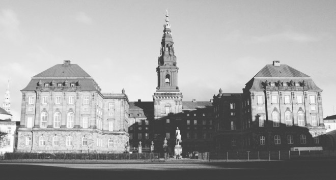 Christiansborg Ehrenhof